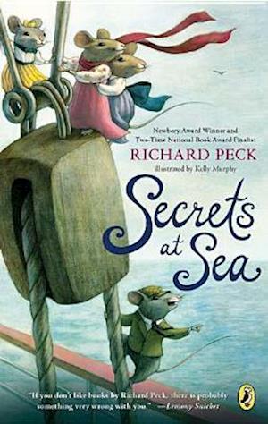 Secrets at Sea af Richard Peck