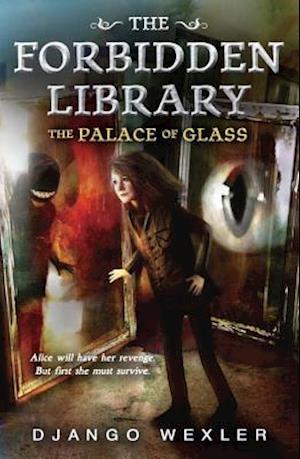Bog, paperback The Palace of Glass af Django Wexler