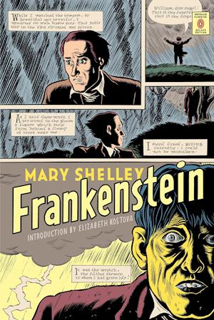 Frankenstein af Elizabeth Kostova, Maurice Hindle, Mary Wollstonecraft Shelley