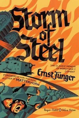 Storm of Steel af Ernst Junger