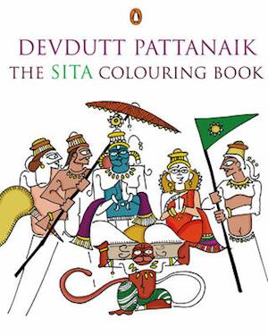 The The Sita Colouring Book af DR. DEVDUTT PATTANAIK