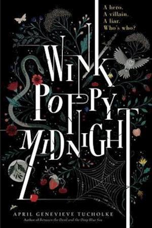 Bog, paperback Wink Poppy Midnight af April Genevieve Tucholke