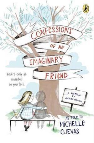 Bog, paperback Confessions of an Imaginary Friend af Michelle Cuevas
