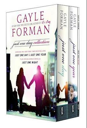 Just One Day Collection af Gayle Forman