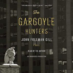 Lydbog, CD The Gargoyle Hunters af John Freeman Gill
