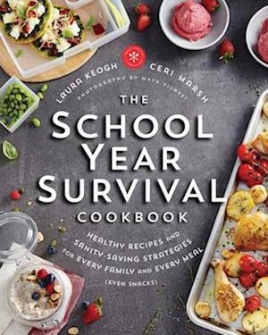 Bog, paperback The School Year Survival Cookbook af Ceri Marsh, Laura Keogh