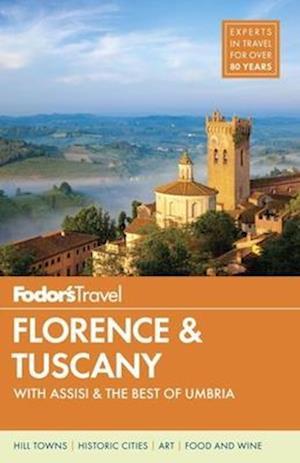 Bog, paperback Fodor's Florence & Tuscany af Fodor's Travel Guides