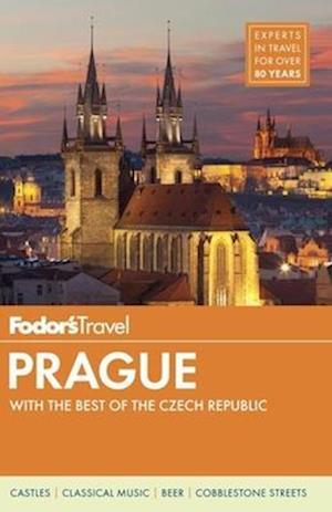 Bog, paperback Fodor's Prague af Fodor's Travel Guides