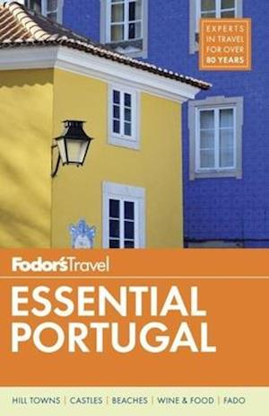 Bog, paperback Fodor's Essential Portugal af Fodor's Travel Guides