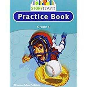 Bog, paperback Story Town Practice Book - Grade  4 af Harcourt School Publishers