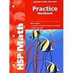 HSP Math Practice, Grade 4 af Harcourt School Publishers