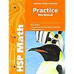 HSP Math Practice, Grade 5 af Harcourt School Publishers
