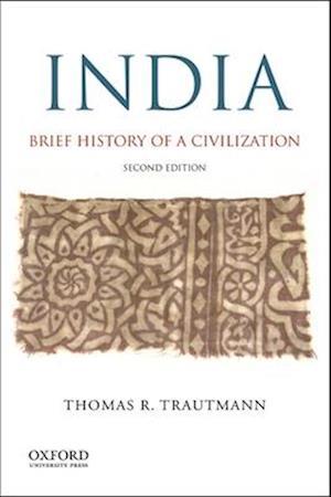 India af Thomas R. Trautmann