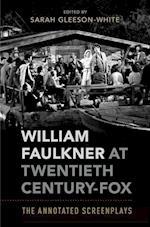 William Faulkner at Twentieth Century-Fox af Sarah Gleeson-White