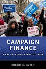 Campaign Finance (What Everyone Needs to Know)