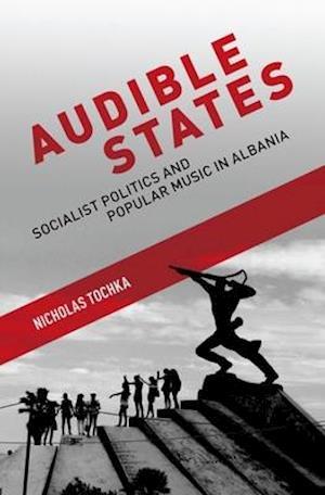 Bog, hardback Audible States af Nicholas Tochka
