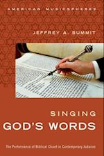 Singing God's Words (American Musicspheres Paperback)