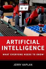 Artificial Intelligence (What Everyone Needs to Know)