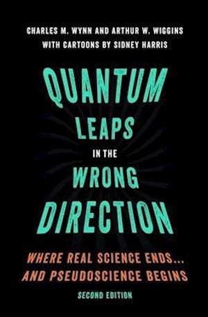 Bog, hardback Quantum Leaps in the Wrong Direction af Charles M. Wynn