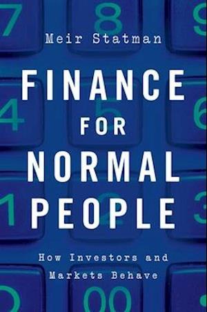 Bog, hardback Finance for Normal People af Meir Statman
