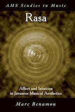 Rasa (AMS Studies in Music)