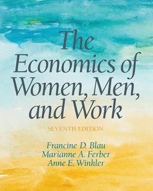Bog, paperback The Economics of Women, Men, and Work