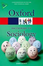 Dictionary of Sociology af John Scott