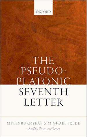 Pseudo-Platonic Seventh Letter af Michael Frede
