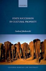 State Succession in Cultural Property af Andrzej Jakubowski