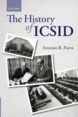 History of ICSID af Antonio R. Parra