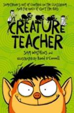 Creature Teacher af Sam Watkins