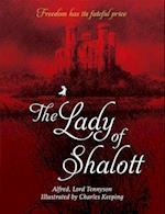 The Lady of Shalott af Alfred Tennyson