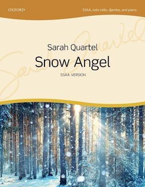 Bog, paperback Snow Angel af Sarah Quartel
