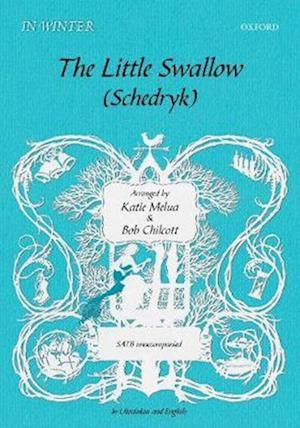 Bog, løsblade The Little Swallow/Shchedryk af Katie Melua