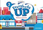 Everybody Up 3 Picture Cards