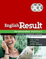 English Result Pre Intermediate Multipack A af Joe McKenna, Mark Hancock, Annie McDonald