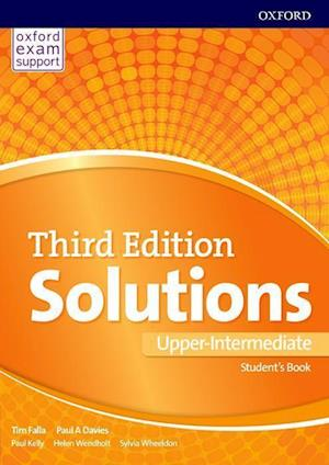 Bog, paperback Solutions Upper-Intermediate Pack Component