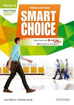 Smart Choice: Starter Level: Multi-Pack A with Online Practice and on the Move