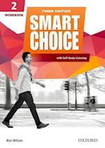 Smart Choice: Level 2: Workbook with Self-Study Listening