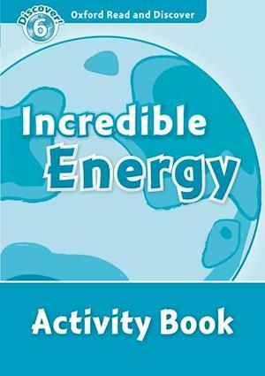 Oxford Read and Discover: Level 6: Incredible Energy Activity Book af Alistair Mccallum