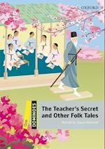 Dominoes 1 Teachers Secret