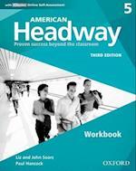 American Headway 5 Workbook/iChecker Pack