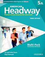 American Headway 5 A Multi Pack