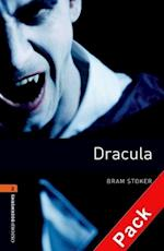 Oxford Bookworms Library: Stage 2: Dracula Audio CD Pack (Oxford Bookworms Elt, nr. 2)