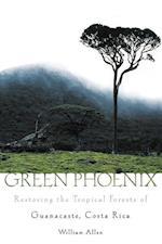 Green Phoenix af William Allen