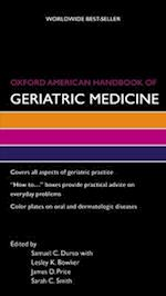 Oxford American Handbook of Geriatric Medicine (Oxford American Handbooks of Medicine)