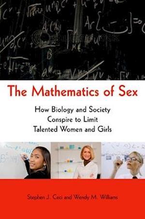 Bog, hardback The Mathematics of Sex af Stephen J. Ceci