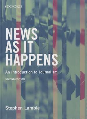 News As It Happens af Stephen Lamble