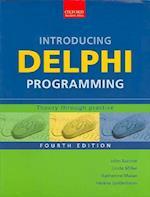 Introducing Delphi Programming af Helene Gelderblom, John Barrow, Katherine Malan