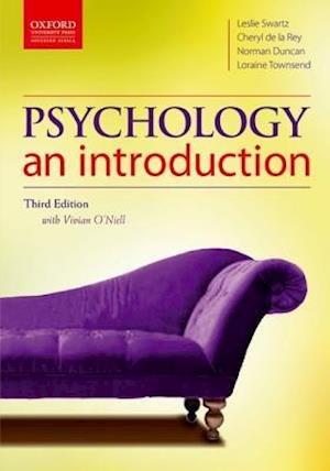 Psychology: An Introduction af Cheryl de la Rey, Vivien O Neill, Norman Duncan